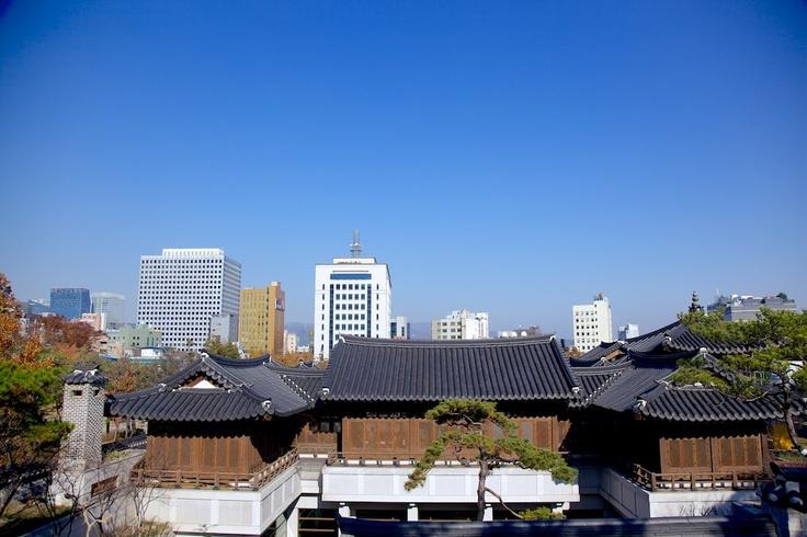 Seoul Tour -Namsangol Hanok Village