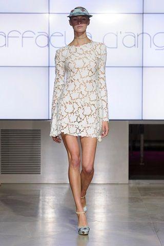 Sfilate Raffaela D'Angelo Collezioni Primavera Estate 2015 - Sfilate Milano - Moda Donna - Style.it