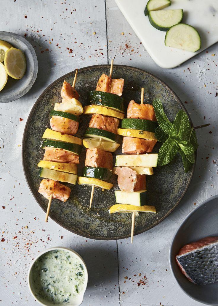 Les 25 meilleures id es concernant brochettes de saumon grill sur pinterest brochettes de - Sauce pour saumon grille barbecue ...