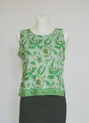 Kup mój przedmiot na #vintedpl http://www.vinted.pl/damska-odziez/bluzki-bez-rekawow/16988045-bluzka-w-stylu-boho-wzory-wschodu
