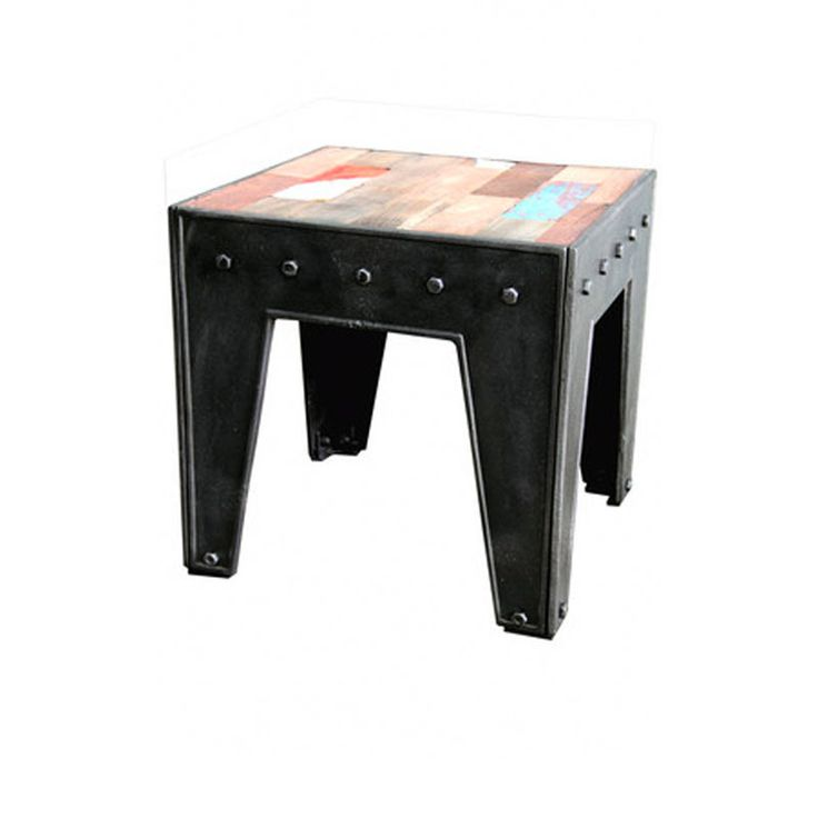 Vavoom Emporium - Foundry Bedside Table/Stool , $251.00 (http://www.vavoom.com.au/foundry-bedside-table-stool/)