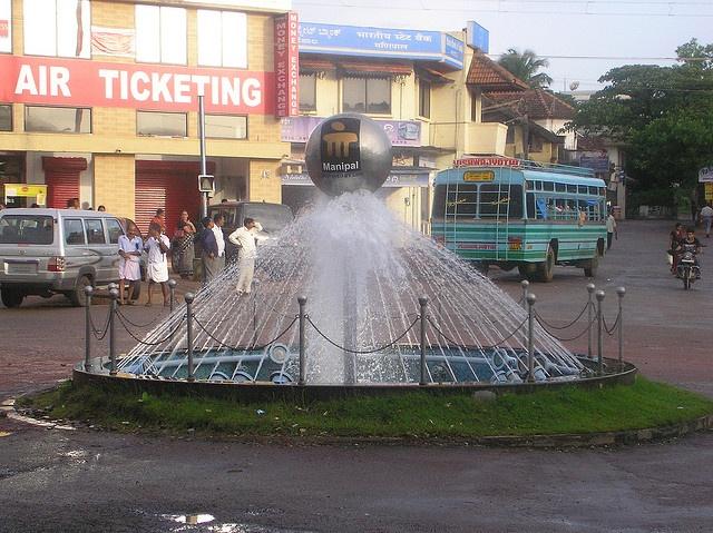 Tiger Circle, Manipal