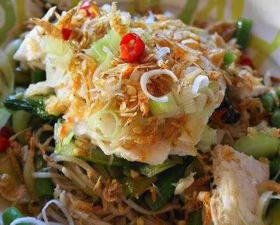 -The KitchenMaid-: Spicy fish and soba noodles