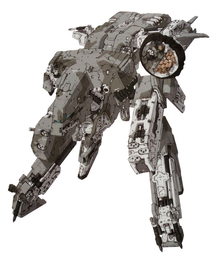 METAL GEAR REX  Still looks awesome after a decade. :-)