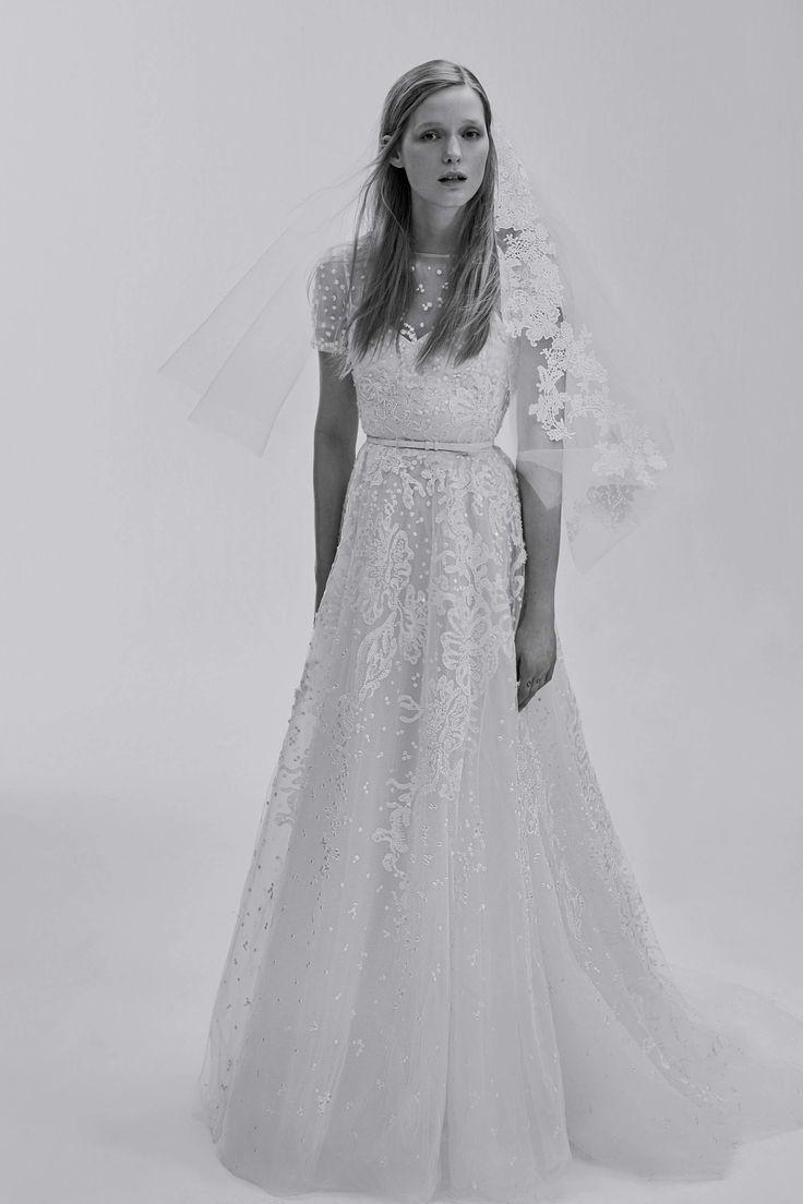 229 best Elie Saab images on Pinterest | Wedding frocks, Homecoming ...