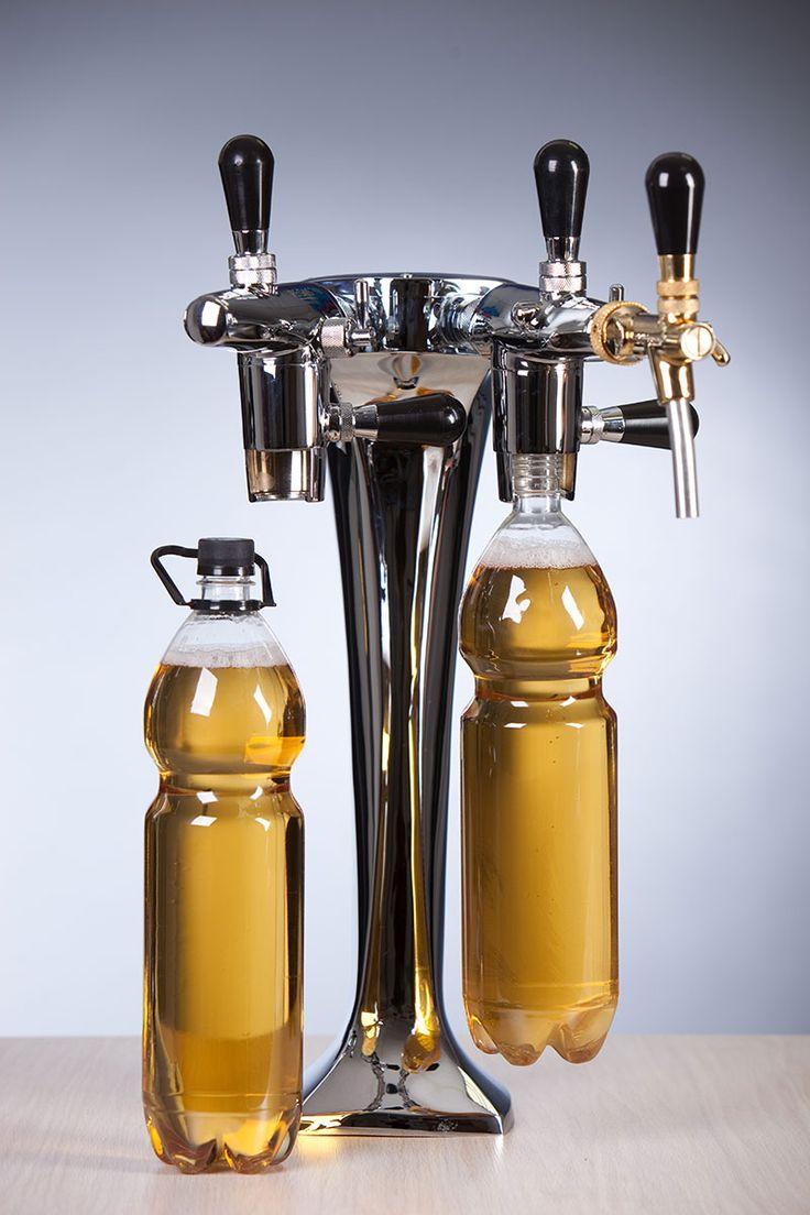 установка для розлива пива в магазине