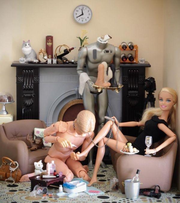 Mariel Clayton - The Dark Side of Barbie