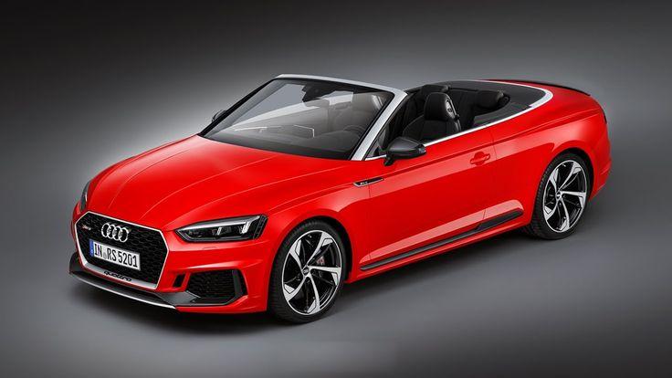 2018 Audi RS5 Cabriolet