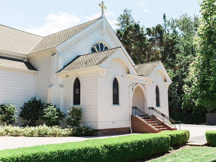 Gorgeous Nativy Church in Menlo Park - Four Seasons Silicon Valley, CA