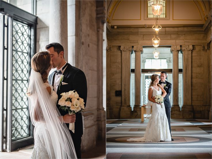 Elysia and Louis Married in Montreal!