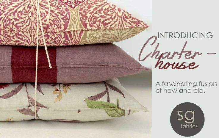 In a fascinating fusion of old and new, the Charterhouse collection reproduces illustrations of flora and fauna inspired by Victorian explorers' notebooks on a modern brushed cotton for curtains, cushions and light-duty upholstery.