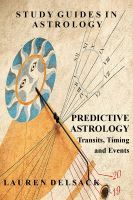 Cover: Predictive Astrology - Transits, Timing and Events