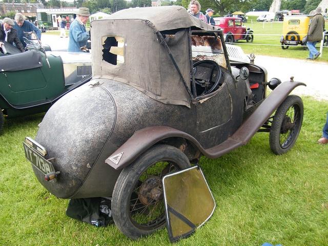 1927 Austin Seven Gordon England Cup 'As found' (3) by Austin7nut, via Flickr