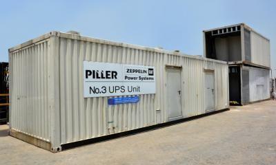 Piller Uniblock-TD 1670 2001 for Sale | Piller Uniblock-TD 1670 2001 Supplier in Dubai, UAE | Used Construction Equipment For Sale