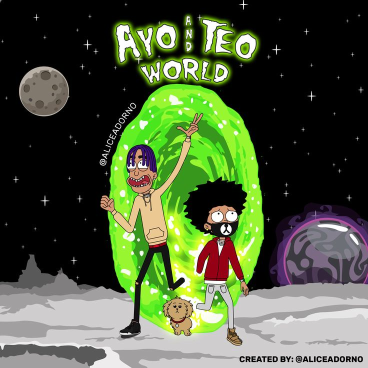 Ayo And Teo World Created By Alice Adorno Inspired