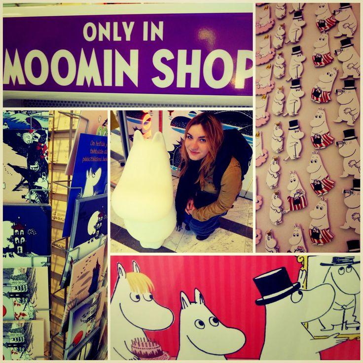 Moomin Shop Helsinki