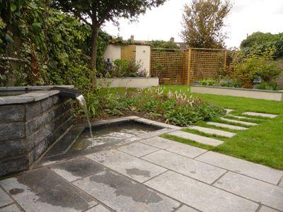 Medium size garden in Marino, Dublin