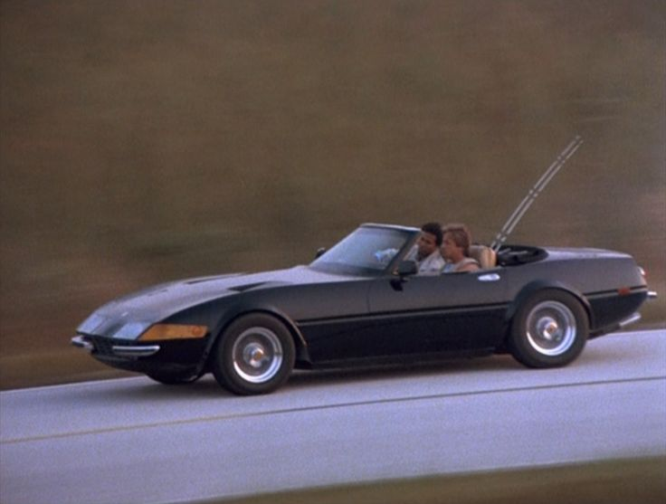 ferrari daytona spyder from the miami vice episode glades fun cars pinterest ferrari. Black Bedroom Furniture Sets. Home Design Ideas