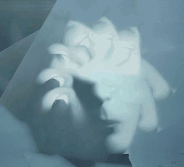 "Saatchi Online Artist Riccardo Schiavon; Digital, ""New frontiers 04"" #art"