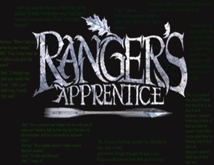 17 Best images about Ranger's Apprentice on Pinterest ...