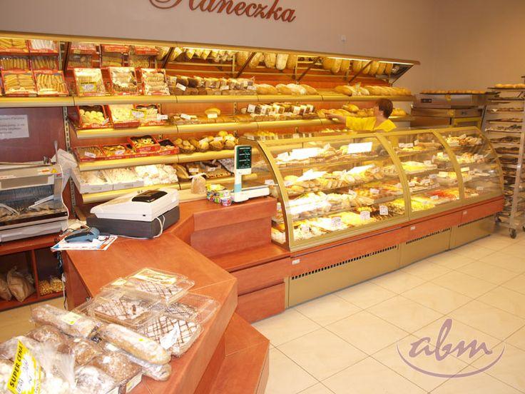 Wyposażnie Sklepów piekarniczych i cukierniczych Tychy 2012
