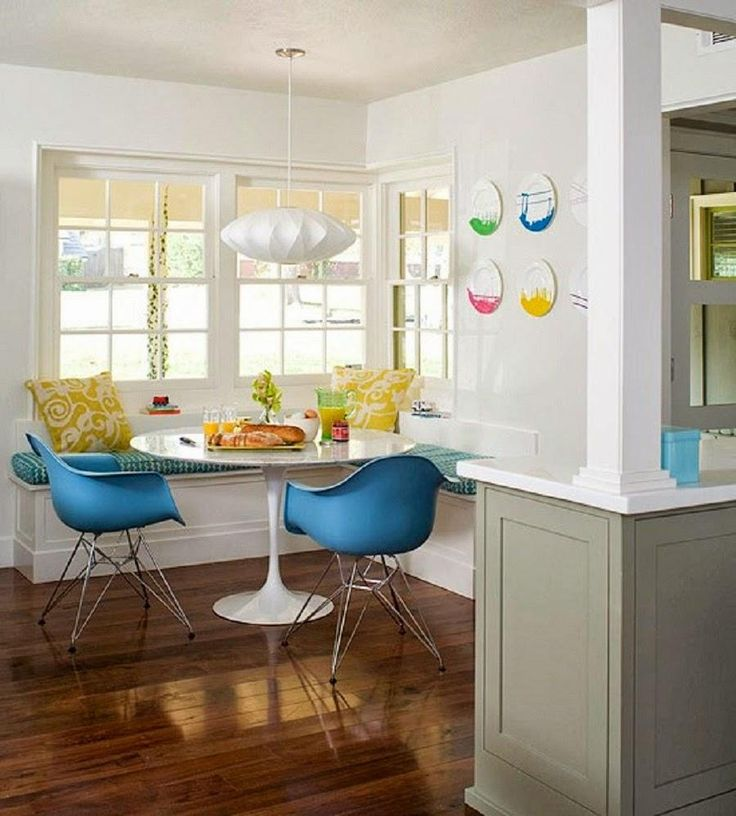10 Best Images About Kitchen Booths On Pinterest