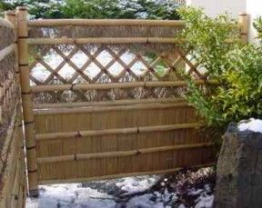 How To Build A Bamboo Fence | DoItYourself.com