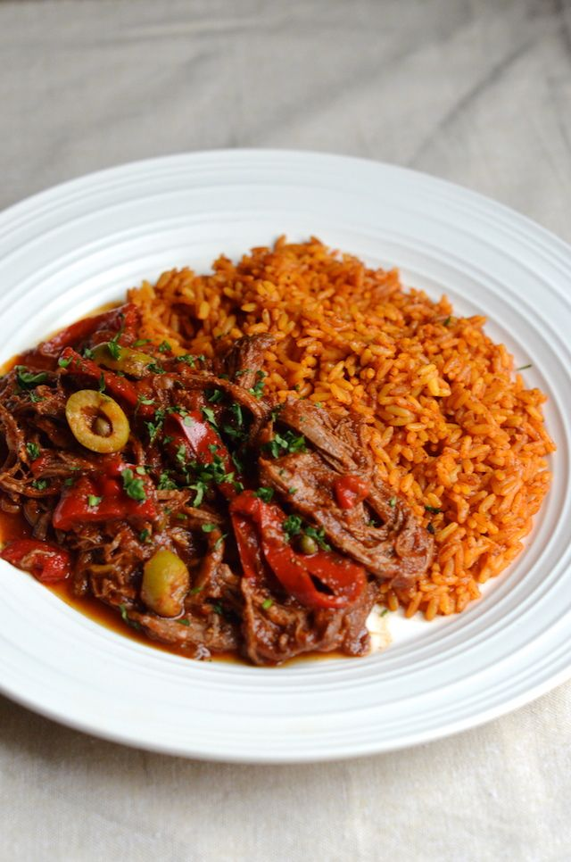 Easy Cuban-Style Ropa Vieja | Always Order Dessert