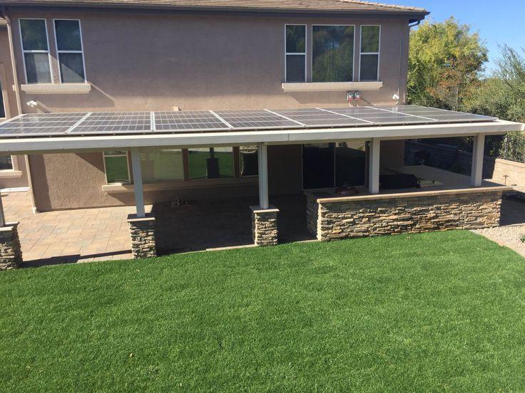 Solar Ready Patio Covers - AlumaCovers | aluminum Patio Covers ...