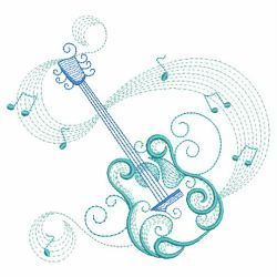 Music Notes 3(Md) machine embroidery designs