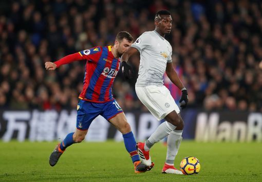 Crystal Palace 1-0 Manchester United live score and goal updates from Premier League clash at Selhurst Park