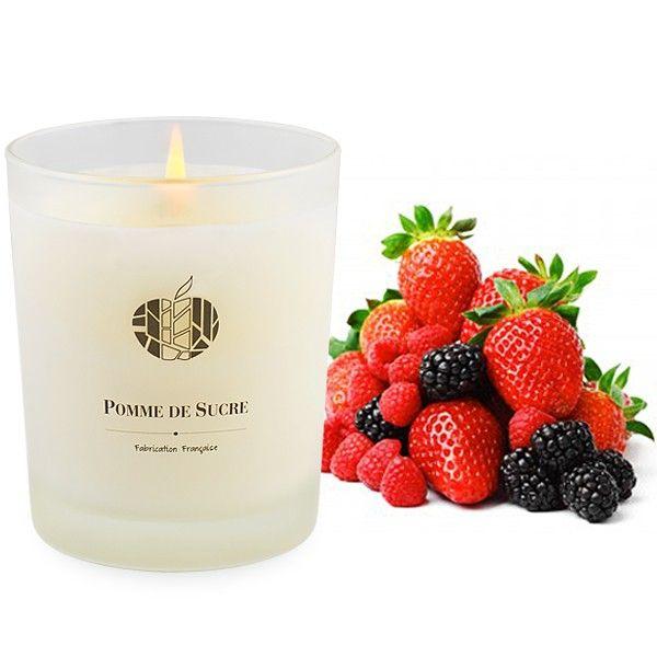 Bougie de massage Fruits rouges / Massage candle