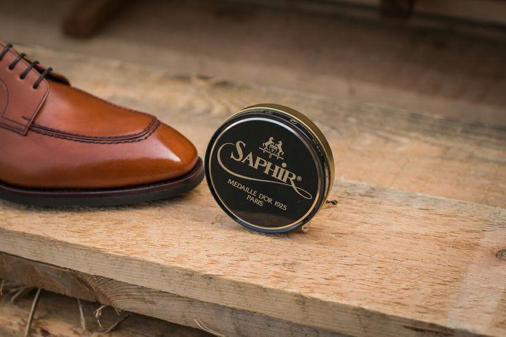 Saphir Wax for YANKO Shoes