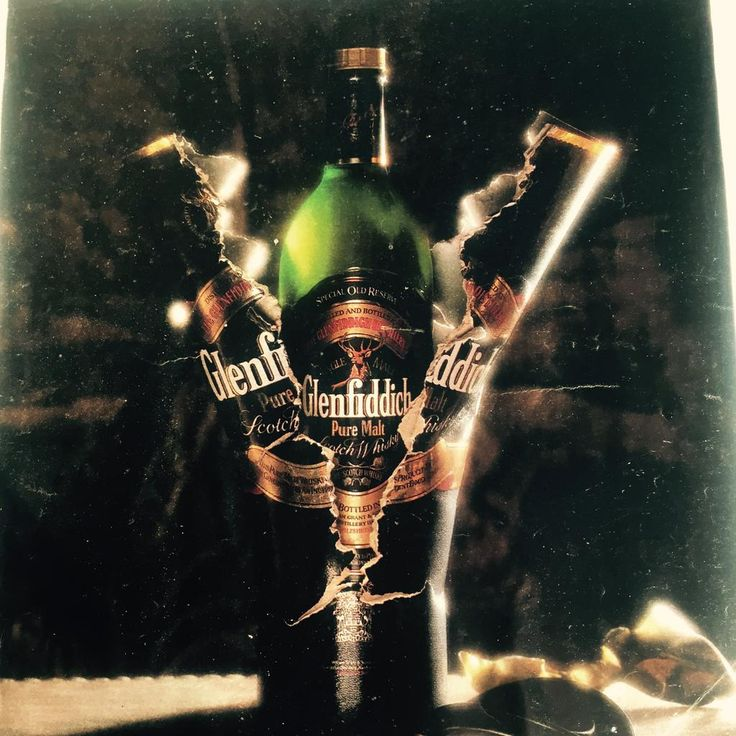 From our Studio Scrapbook, a retro print ad from #Glenfiddich Whisky. Who can name the year it first appeared? #ad #print #whisky #retro #print #advertising #inlovewith