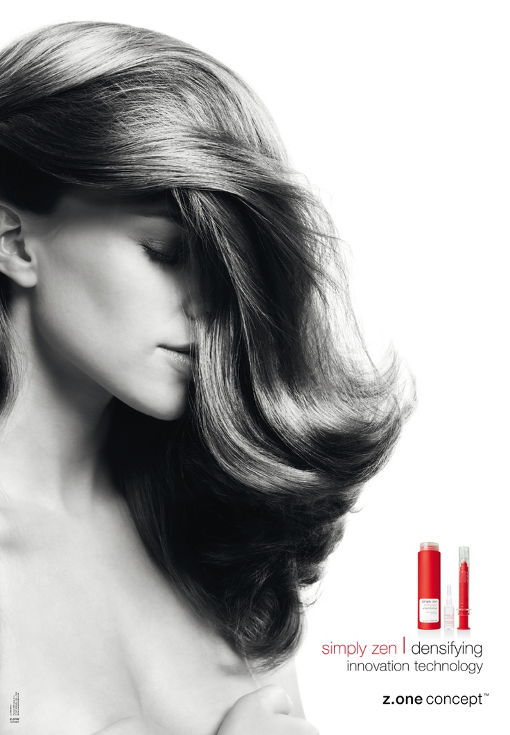 Simply Zen Densifying by z.one concept #hair #beauty #woman