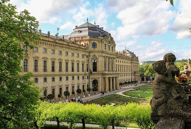 2 дня в Вюрцбурге