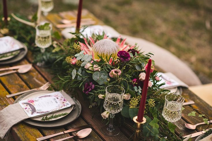 How to create beautiful wedding decor on a budget