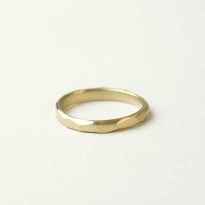 [canoe] carla caruso faceted ring