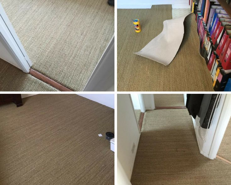 Sisal Carpet Installation in South London