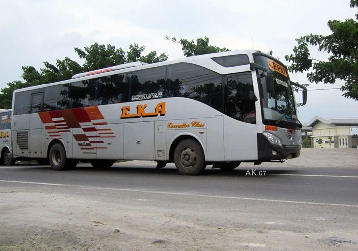 bus baru eka patas surabaya