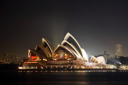 Night Opera by David Rennie available via http://www.art-australia.com/night-opera-by-david-rennie/
