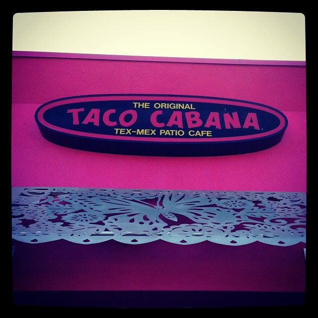Taco Cabana is a Mexican Restaurant in Austin, TX, US popular with Outdoorsmen, Sports Fans