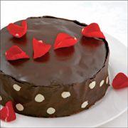 Çikolatalı ganaj pasta