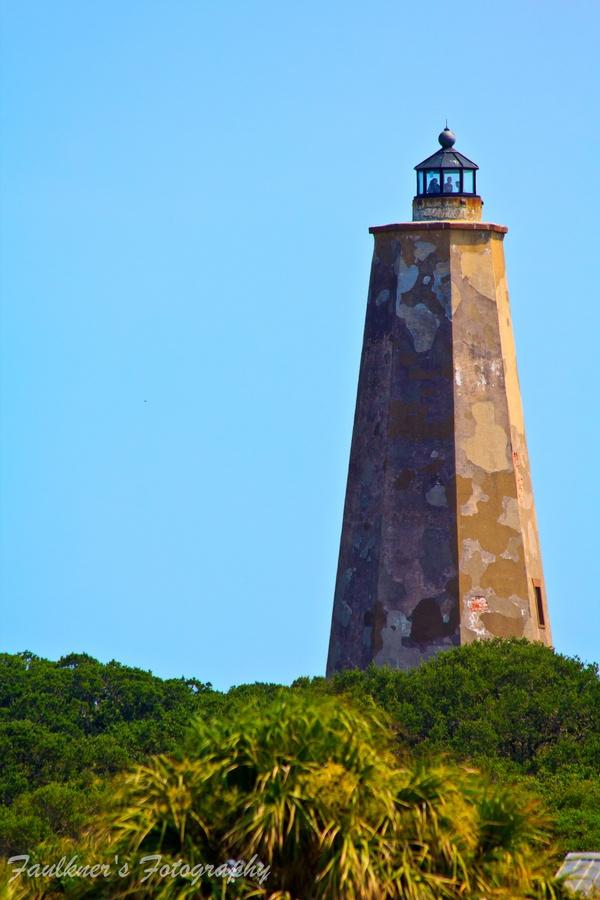 Bald Head Island Lighthouse Images