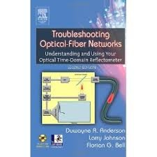 Troubleshooting optical-fiber networks  : understanding and using your optical time-domain reflectometer. This book offers comprehensive, state-of-the-art information about time-domain fiber-optic testing. Readers will gain an understanding of how to troubleshoot optical-fiber networks using an optical time-domain reflectometer (OTDR), while learning the fundamental principles underlying the operation of these powerful testing instruments.