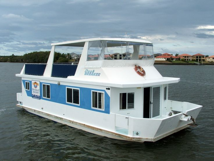 Dusk Breaker a great 9 berth 40 foot houseboat with 3 perm bedrooms.  #coomerahouseboats   #Goldcoast  #houseboat  #holiday  #holidays  #boating  #fishing  #Houseboating  #Queensland  #Australia  #Angler  #Fish