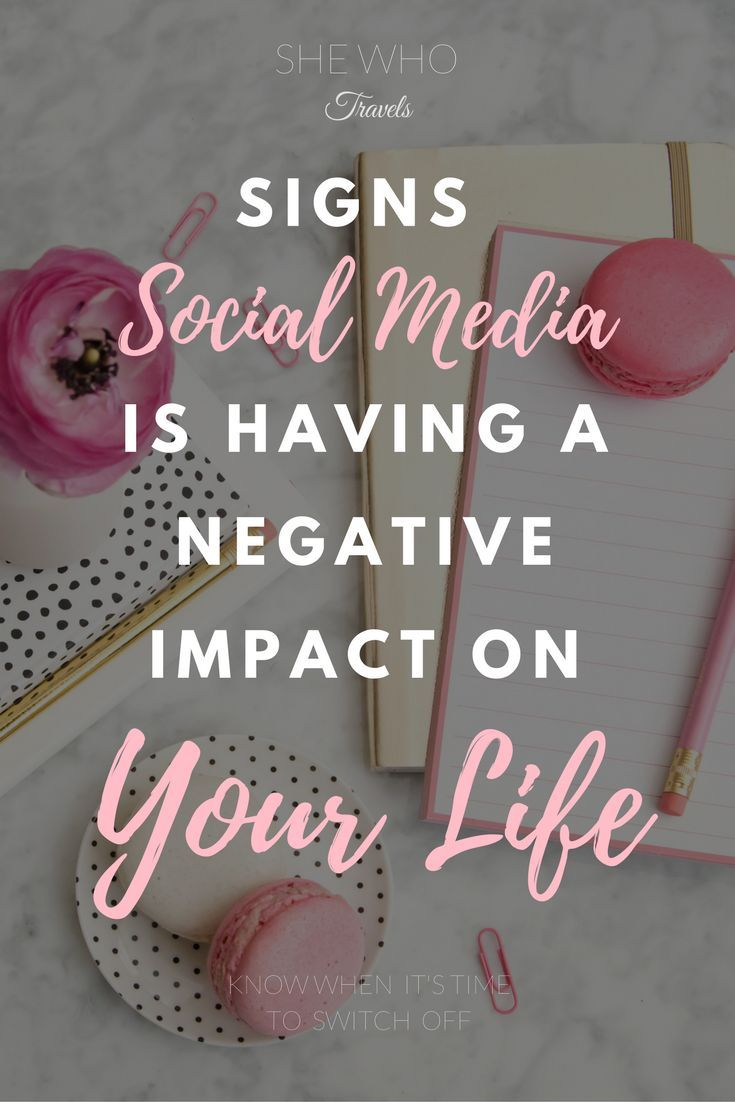 The negative side of social media and how it can affect your mental health