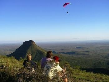 view of Spandaukop - Camdeboo, Cacadu Eastern Cape,