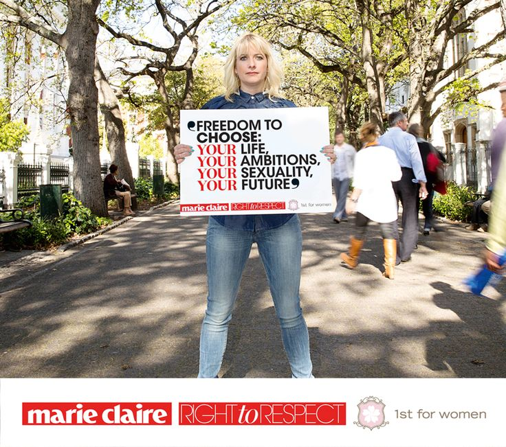 Lauren Beukes http://www.marieclairvoyant.com/category/right-to-respect