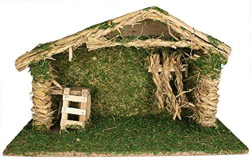 Nativity Stable 9 Inch Creche Banberry Designs http://www.amazon.com/dp/B009S7L97E/ref=cm_sw_r_pi_dp_rAqIub0RN8N39